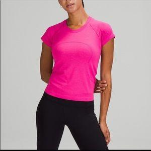 Lululemon Swiftly Tech Short Sleeve Shirt 2.0